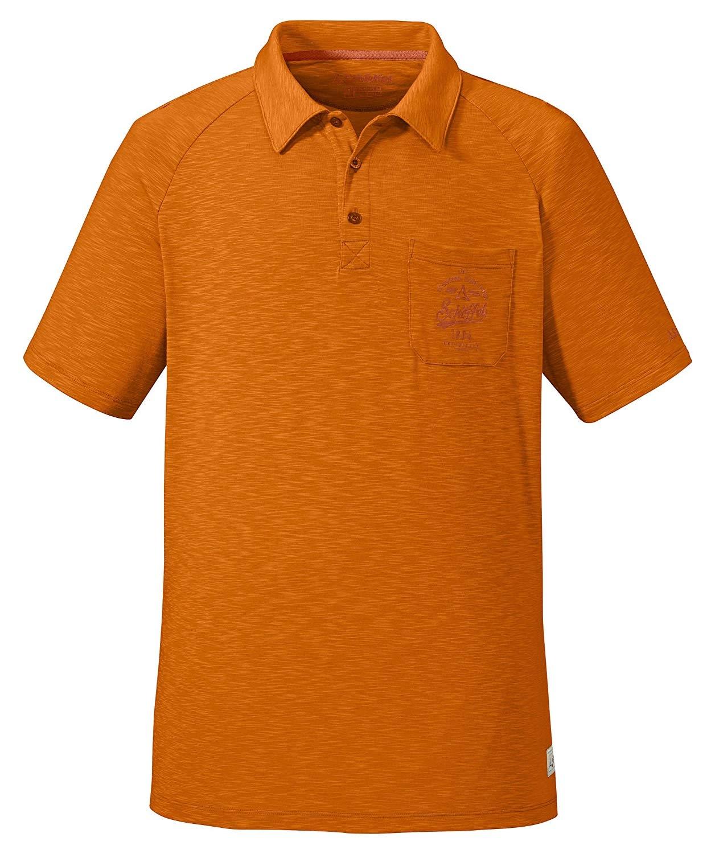 Schöffel Hr. Dallas Polo Shirt 22079 orange