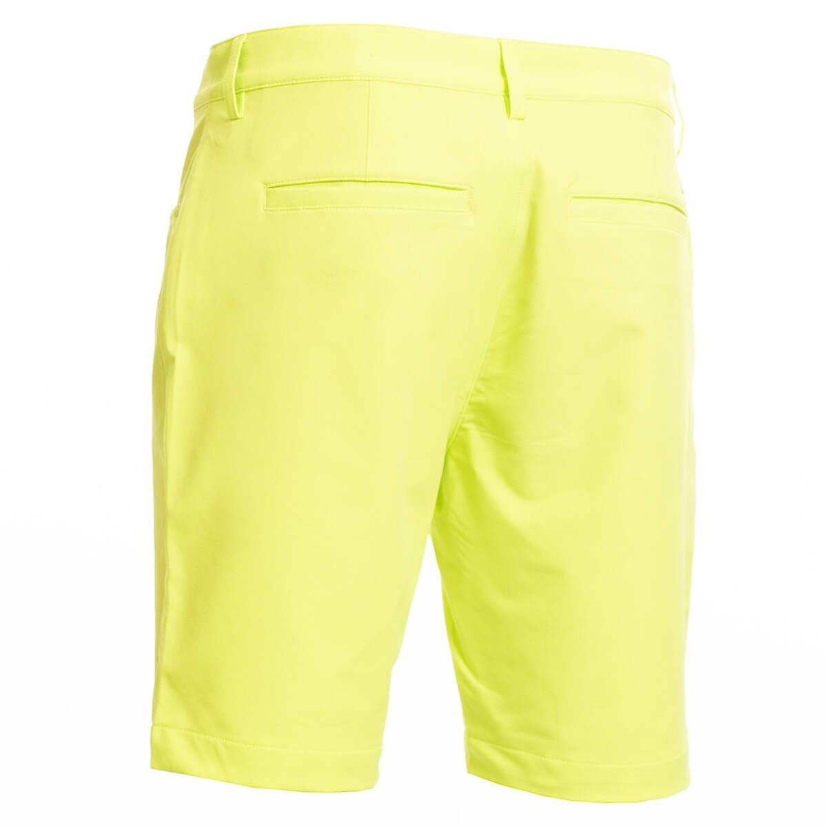 Calvin Klein Herren Genius 4-Way Stretch Shorts CKMS19214 lime