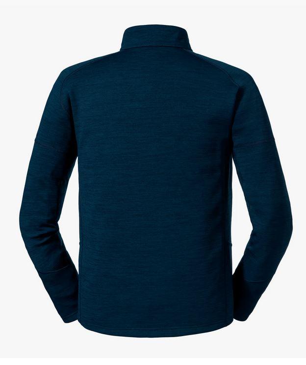 Schöffel Herren Fleece Jacket Tonquin M 23090 dunkelblau