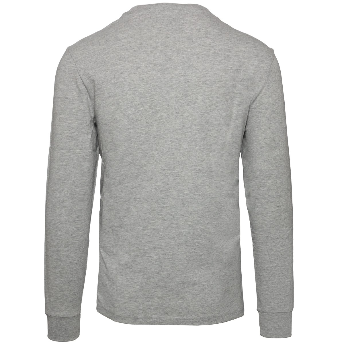 Champion Herren Long Sleeve T-Shirt 214157 grau