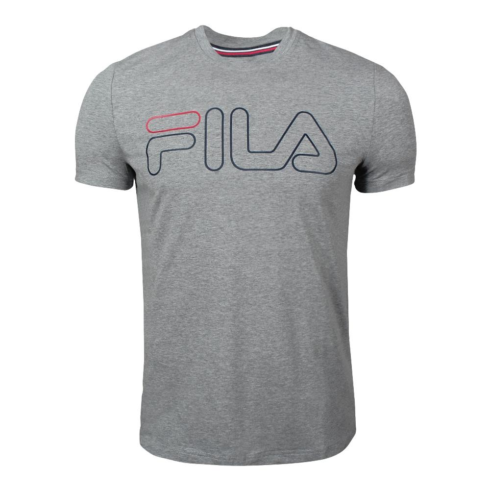 FILA Hr. T-Shirt Ricki FLU191013 grau