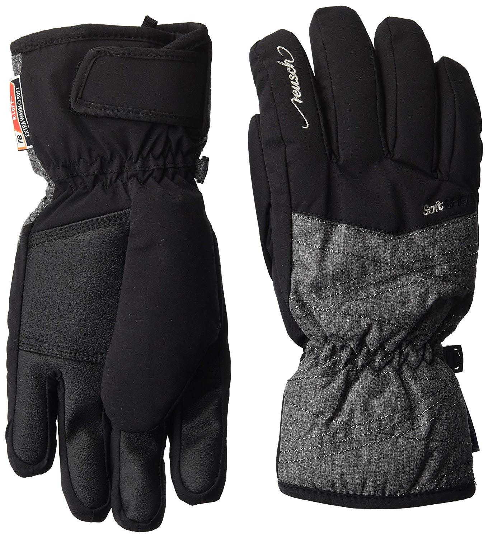 Reusch Kinder Aimée R-tex XT Junior Handschuhe schwarz-silber