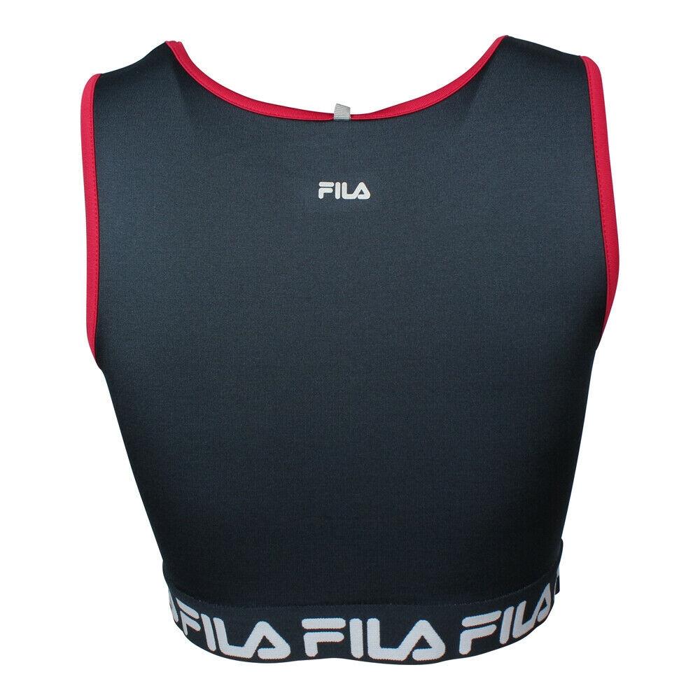 FILA Da. Bustier Sport BH Tessa FBL171011 blau