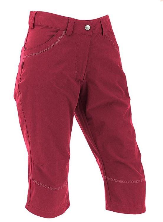 Maul Damen Rennes Stretch Caprihose 57715 chilli red
