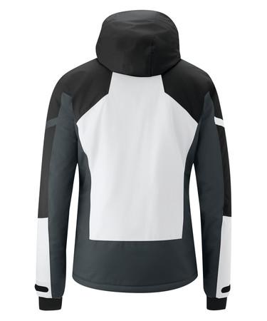 Maier Sports Herren Manikhino Skijacke 110042 schwarz weiß