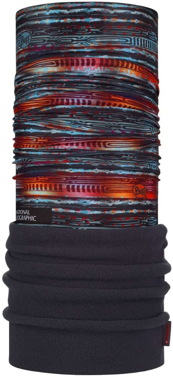 Buff Polar National Geographic Multifunktionstuch 123883 Kumihimo Multi