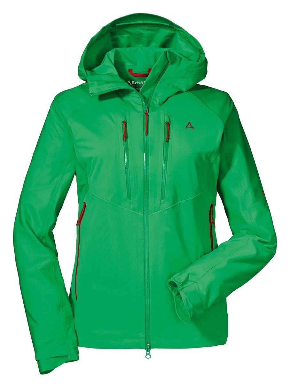 Schöffel Damen 3L Jacket Charleroi 12577 grün