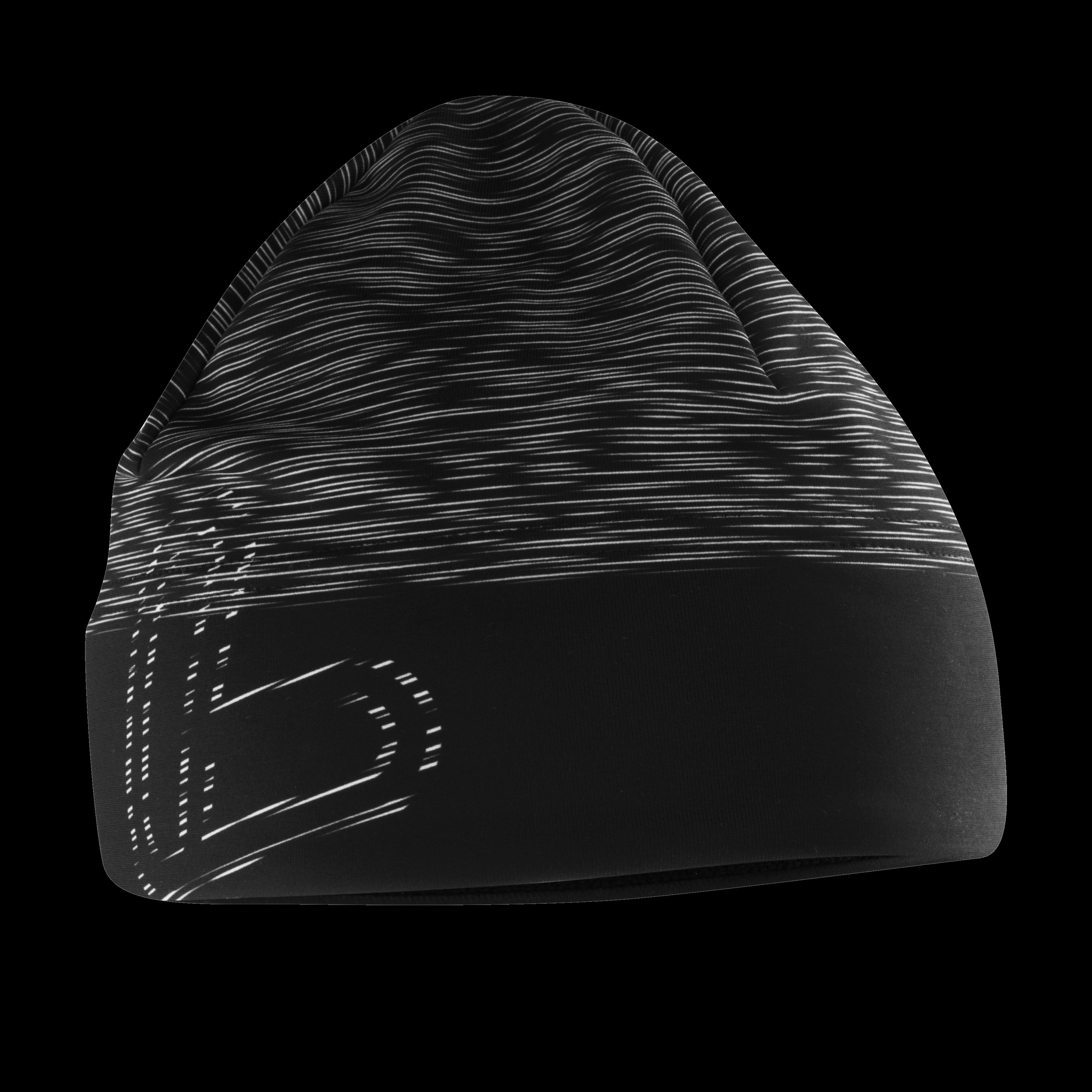 Löffler Unisex design Mütze 22957 schwarz