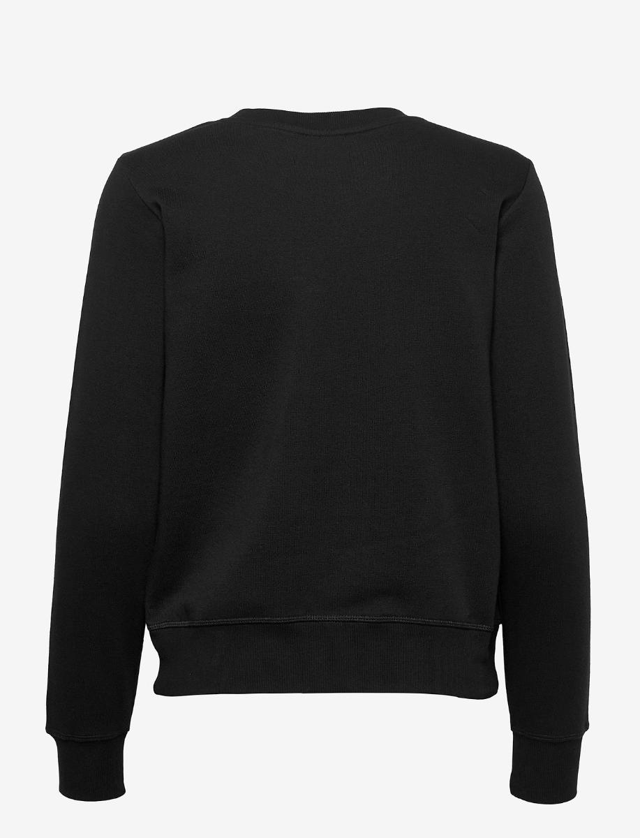 Champion Damen Crewneck Sweatshirt 113210 schwarz