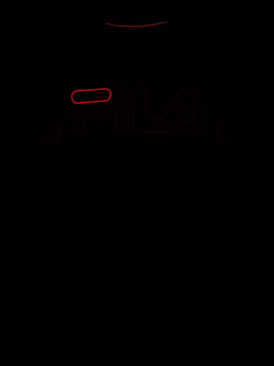 FILA Hr. T-Shirt Tom FBS192006M grau