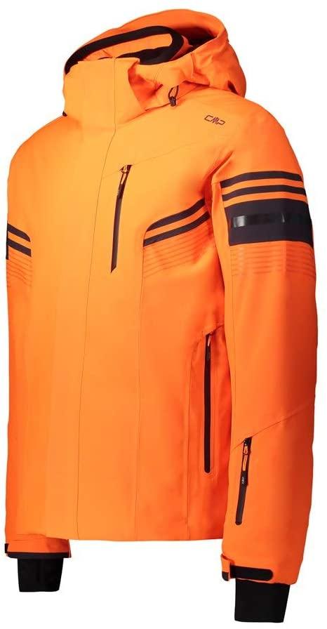 CMP Herren Skijacke Climaprotect Pro 30W0287 neon orange