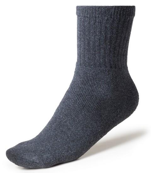 Sport - Freizeit Socken 5er Pack anthrazit