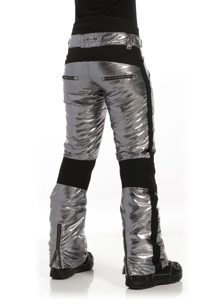 Rehall Damen Layota-R Skihose 60080 Metallic Silver
