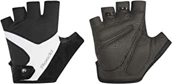 Roeckl Herren Bregenz Handschuhe 3101 schwarz weiß Gr.7,5