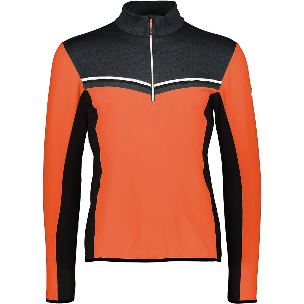 CMP Herren Carbonium Skirolli Soft 39L2597 orange-rot