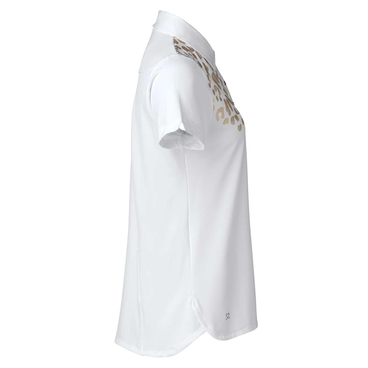Daily Sports Damen LARISSA SS Poloshirt 143/149 weiß