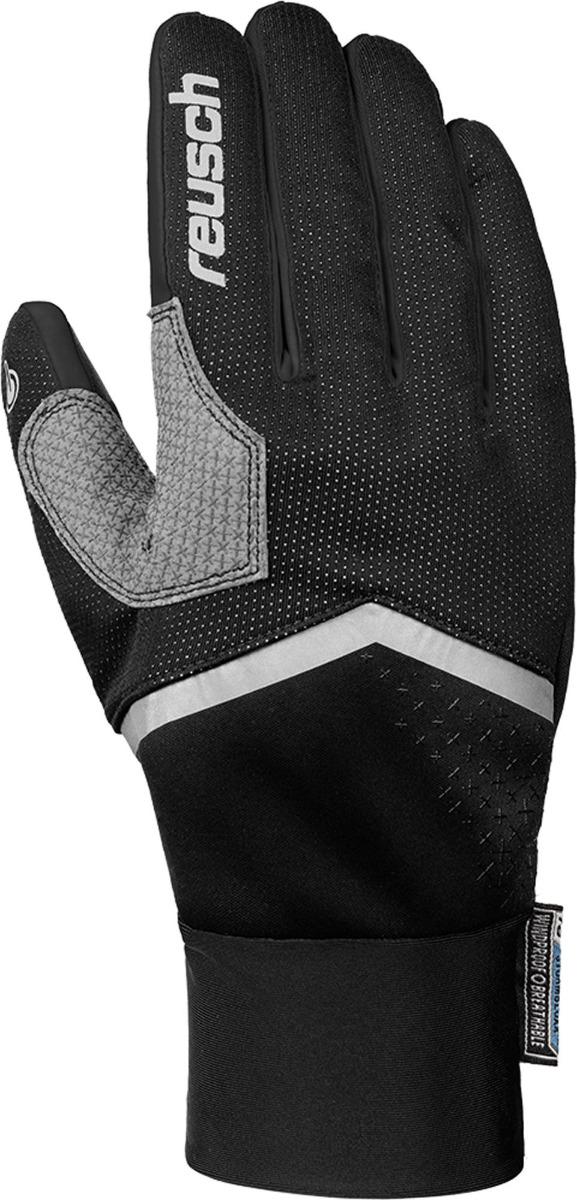 Reusch Arien Stormbloxx™ Handschuh 4806103 schwarz silber
