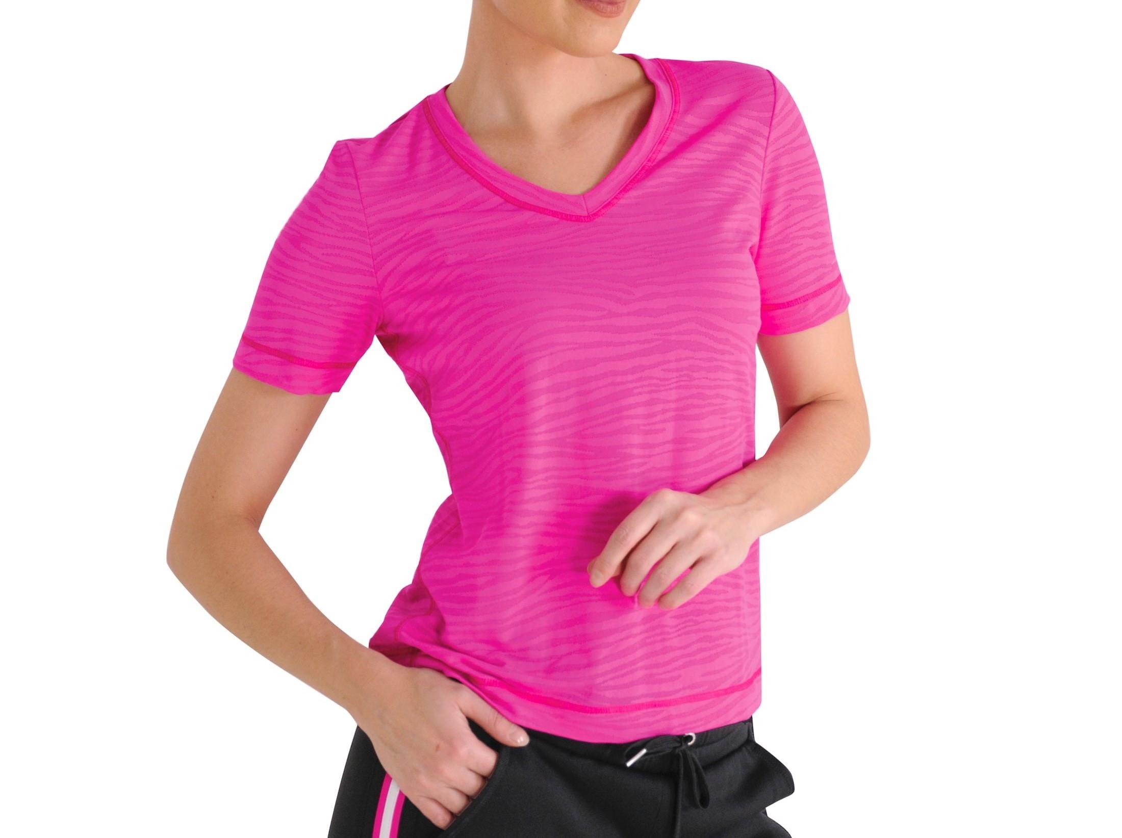 CANYON Da. T-Shirt Alice 907003 fuchsia