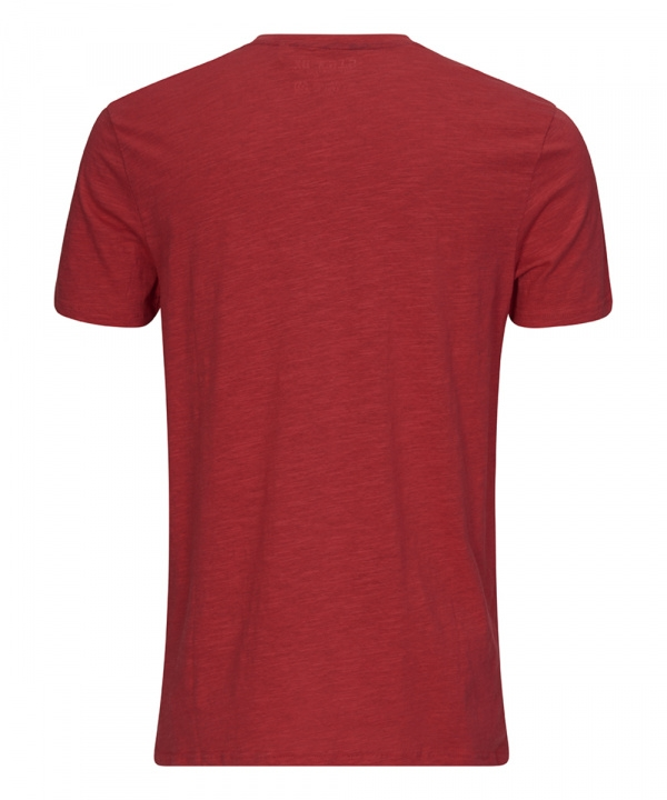 G.I.G.A. DX Hr. Leono Casual T-Shirt Leono Casual T-Shirt 32084 rot