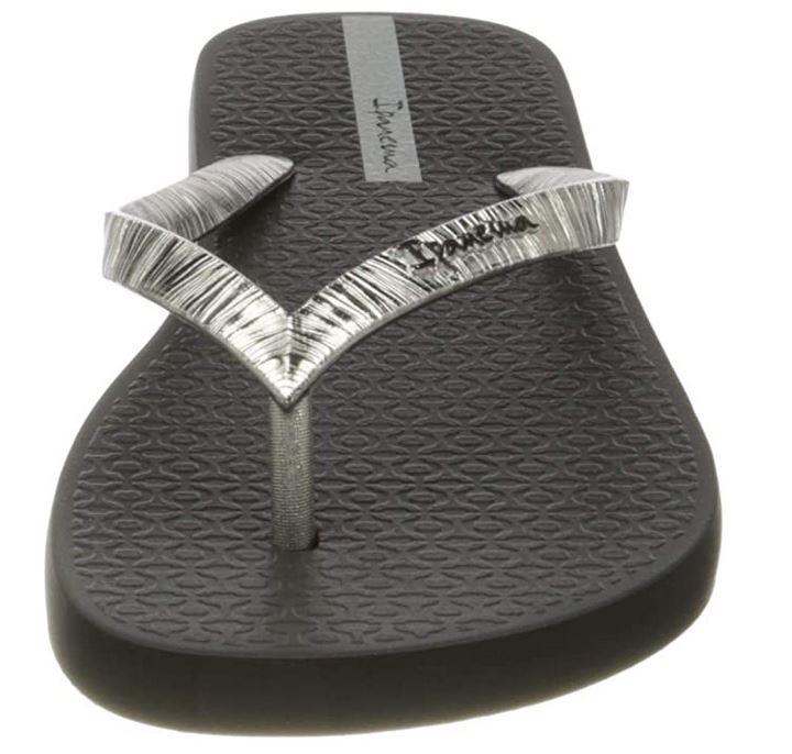 Ipanema Damen Glam Ii Fem Zehentrenner 82870 black silver