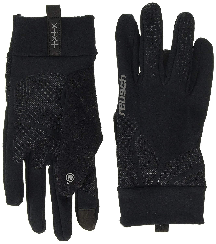 Reusch Erwachsene Ian Handschuhe schwarz