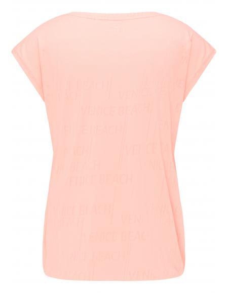 Venice Beach Damen Wonder DVJB Shirt 15932 orange