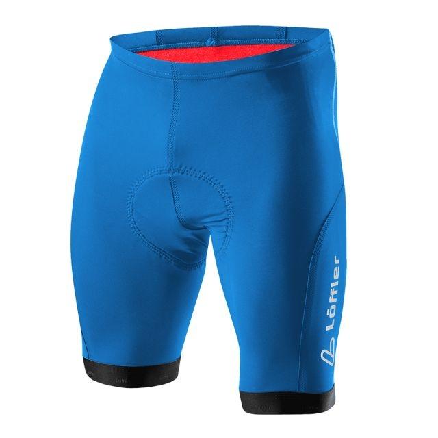 Löffler Hr. Bike Hose Hotbond 20335 blau