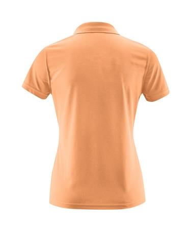 Maier Sports Da.Ulrike Polohemd 252303 orange