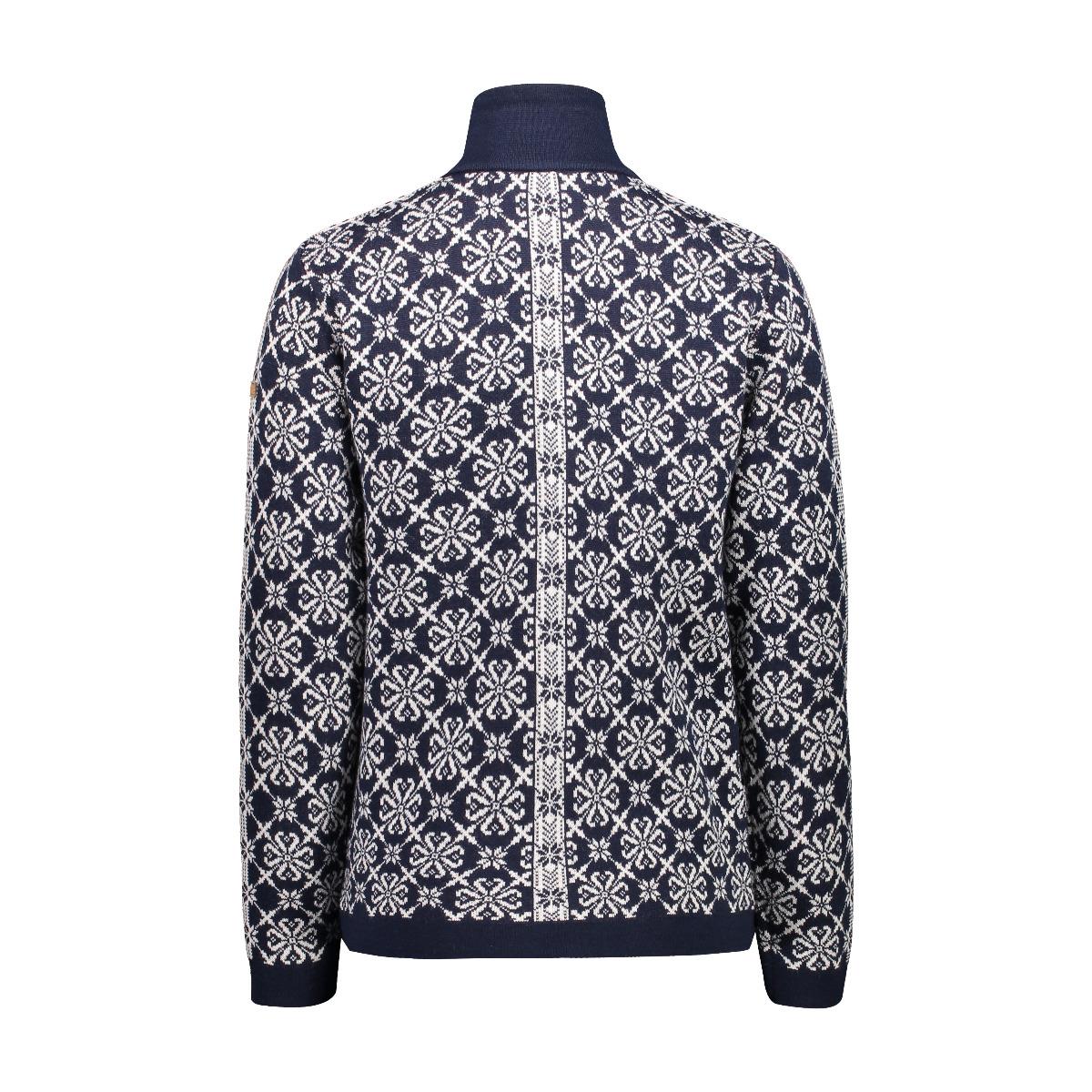CMP Damen Strickjacke Knitted Pullover 7H26005 dunkelblau