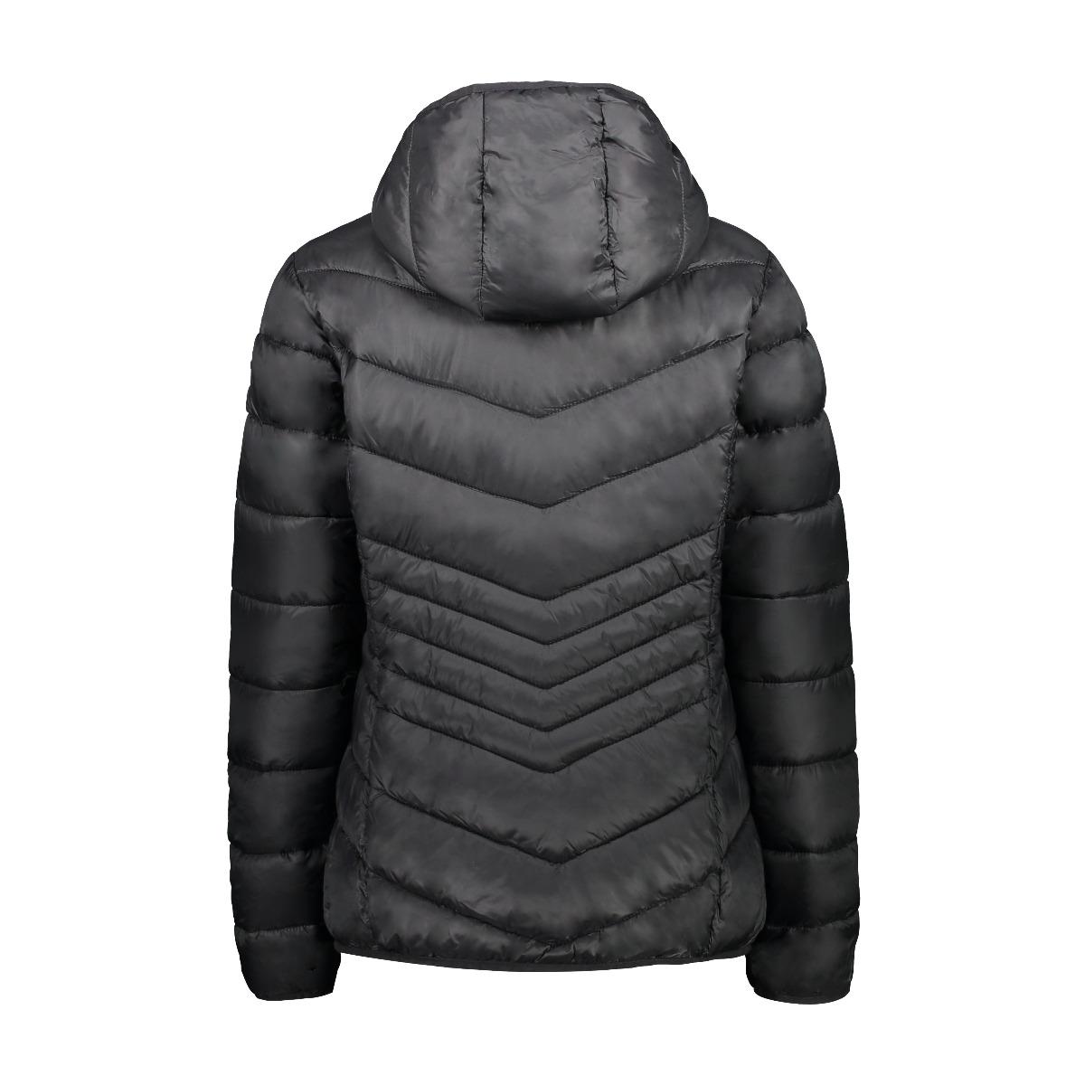 CMP Damen Packable Jacke mit Kapuze 30K3656-U901