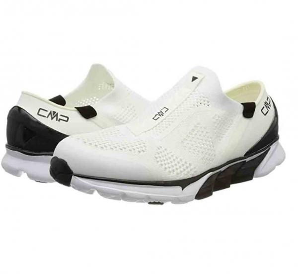 CMP Damen Knit Jabbah Wmn Hiking Shoe 39Q9526 bianco