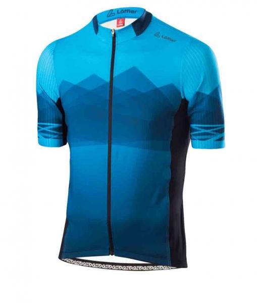Löffler Herren Bike Radtrikot HOTBOND® Jersey FZ 24957 blue
