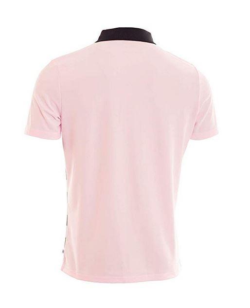 Calvin Klein Hr. Golf Velocity Polo-Hemd CKMS19205 rosa