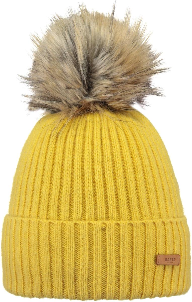 Barts Mütze Augusti Beanie 4548 gelb