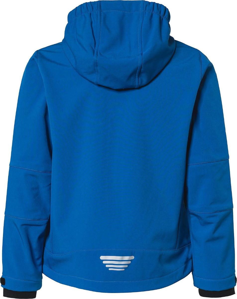 CMP Kinder Softshelljacke Fix Hood blau 3A00094-07NF
