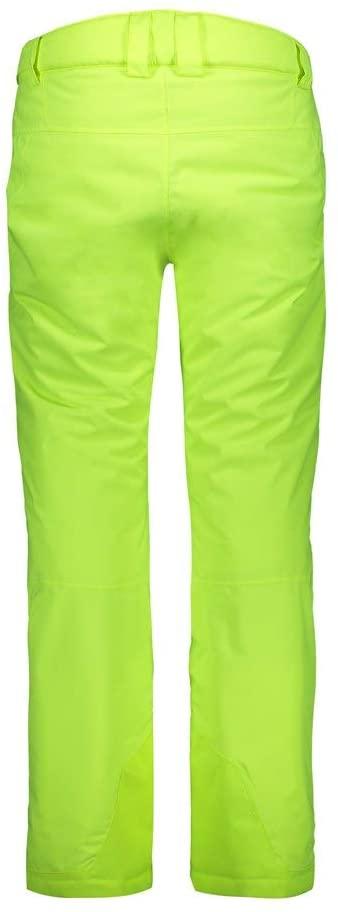 CMP Herren Skihose Climaprotect-Technologie 39W1537 neon gelb