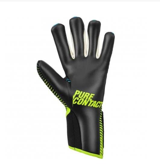 Reusch Pure Contact 3 R3 TW-Handschuh 5070700 schwarz gelb türkis
