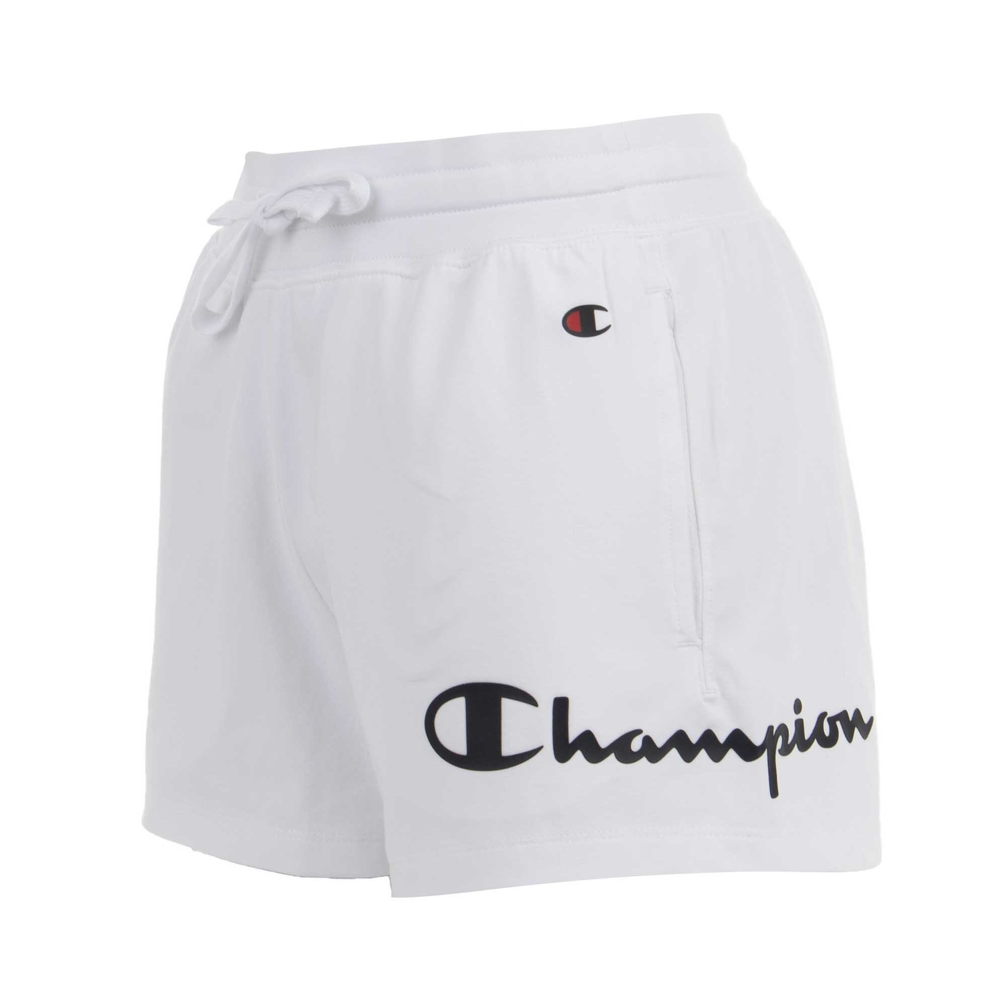 Champion Damen Short 112622 weiß