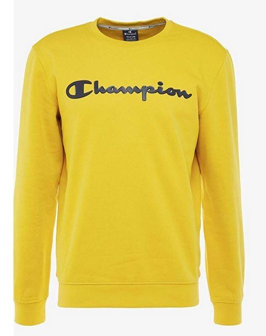Champion Herren Crewneck Sweatshirt 214140 gelb