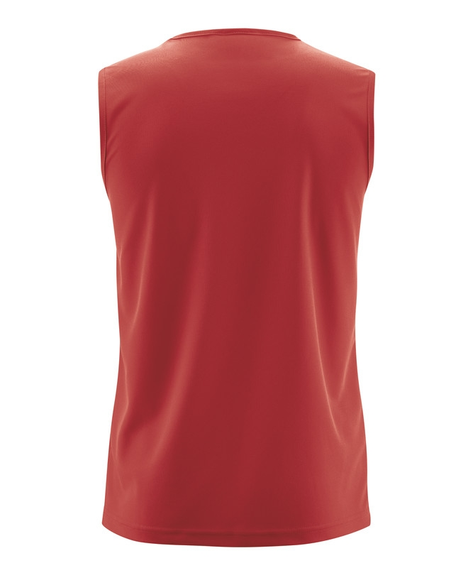 Maier Sports Hr. Funktions Tanktop Peter 150300 rot