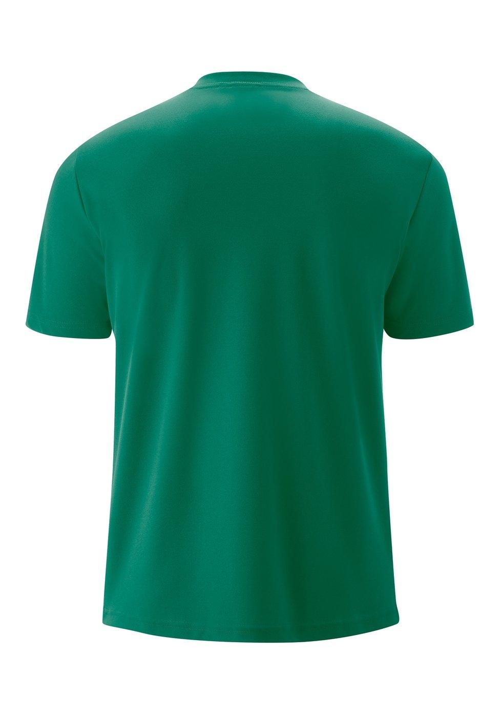 Maier Sports Hr. T-Shirt Wali 152308 ultramarine green