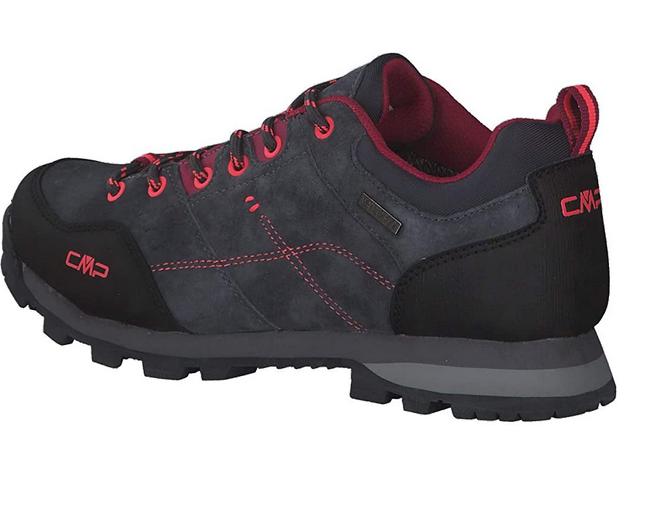 CMP Damen Alcor Low Wmn Trekking Shoes Wp Walking Shoe 39Q4896-U423