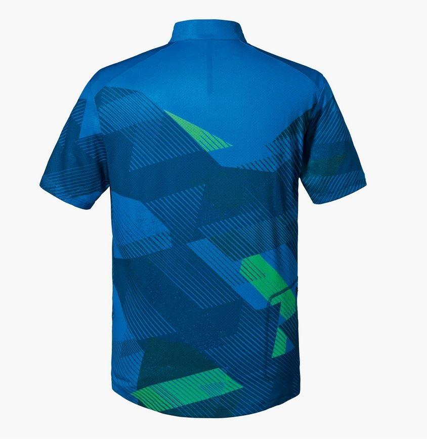 Schöffel Herren T Shirt Saalbach1 22843 blau