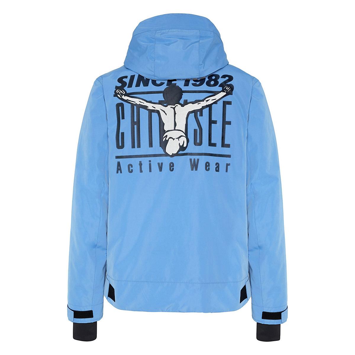 Chiemsee Herren Skijacke Thredbo 22193503 azure blue