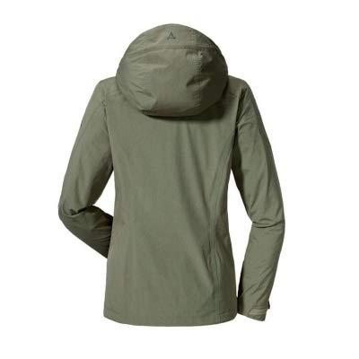 Schöffel Da. Jacket Easy L3 Mel Jacke Unwattiert 12135-6460