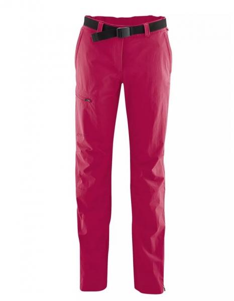 Maier Sports Damen Inara Slim Hose 232009 130 persian red