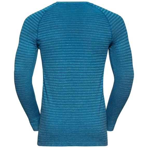 Odlo Hr. SEAMLESS ELEMENT Langarm-Shirt 312632 blau