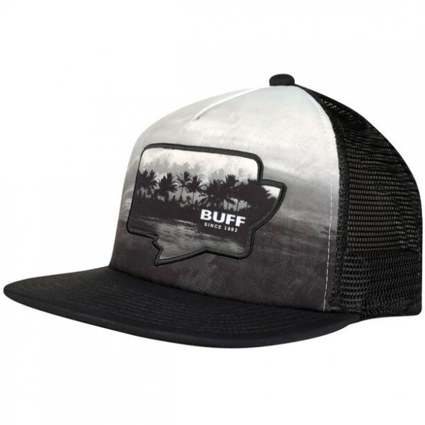 Buff® Trucker Cap 125362 sendel black