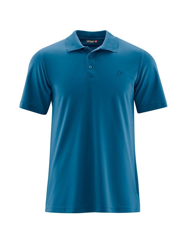 Maier Sports Hr. Ulrich Poloshirt 152303 blau
