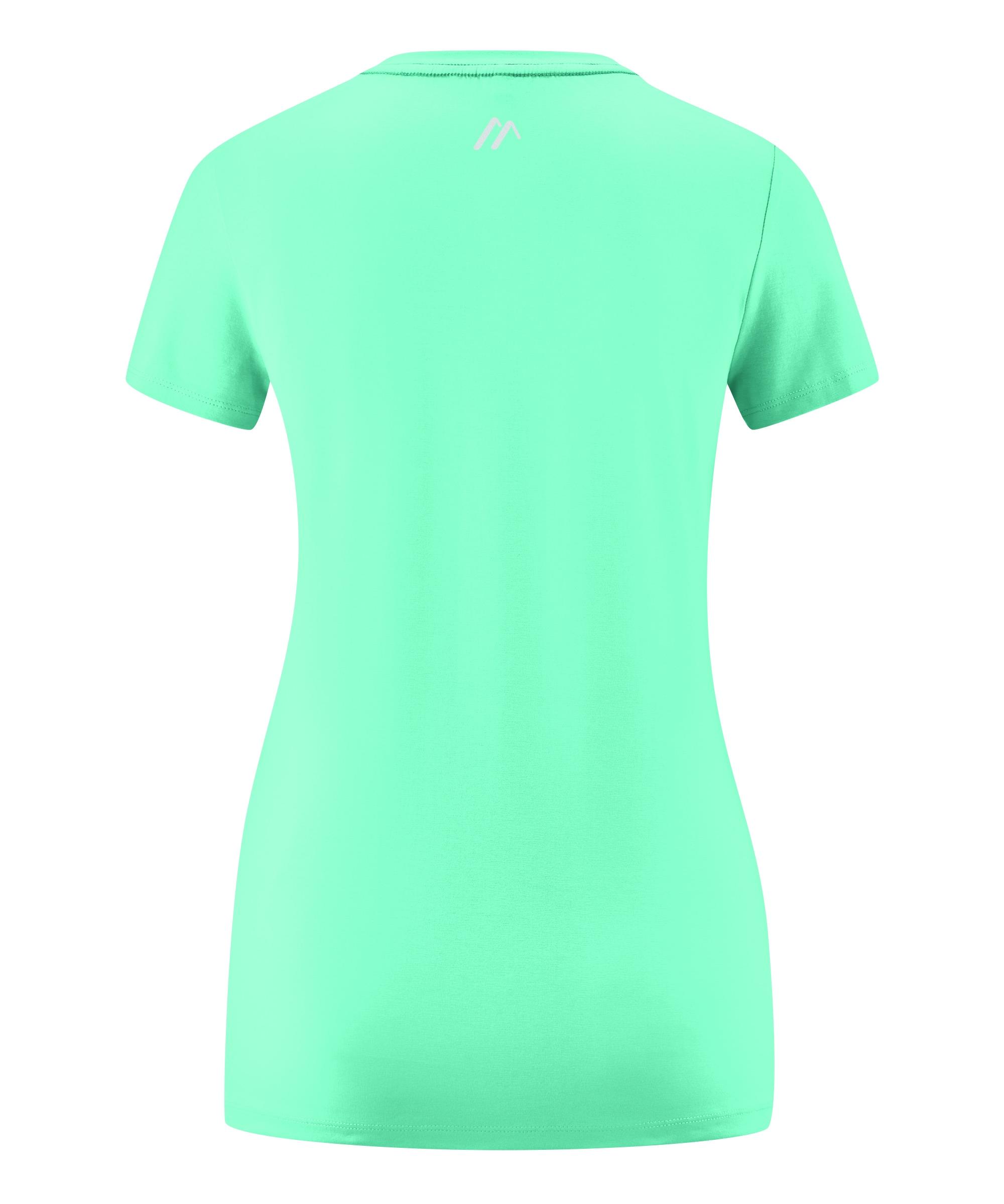 Maier Sports Da T-Shirt Berta 553000 türkis